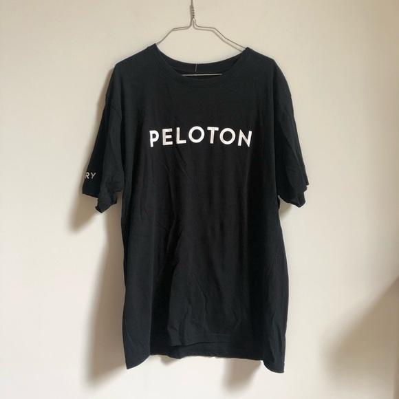 Peloton Century Black T-Shirt